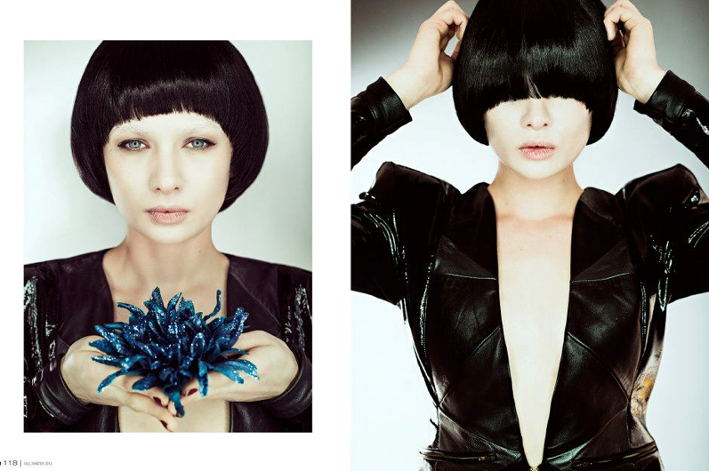 editorial fashion hairdressing and props newcastle